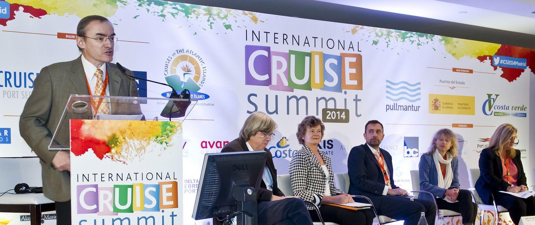 International Cruise Summit - Madrid